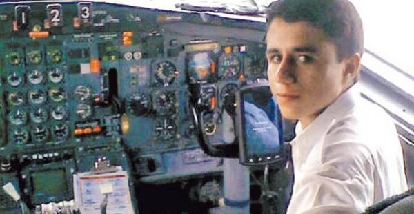 El joven piloto fue detenido en 2014 con casi media tonelada de marihuana dentro de una aeronave.