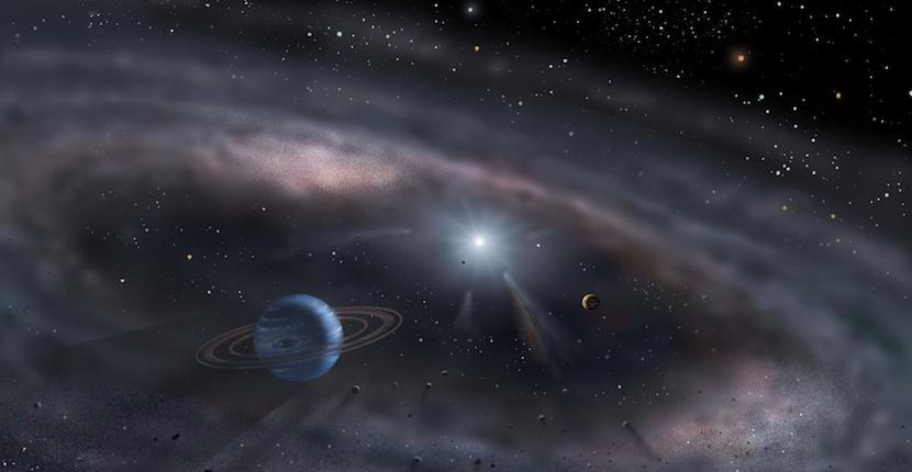 ras La RAS nos habla del sistema solar más grande el universo
