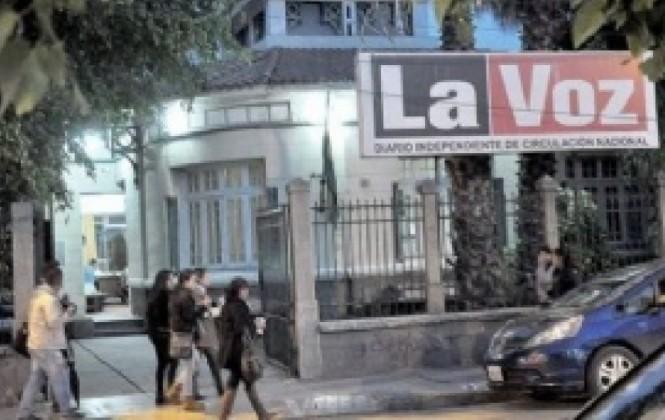 Jefe de redacción de La Voz denuncia a propietario por despido injustificado