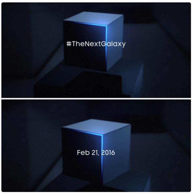 image 1 El 21 de febrero se presenta el Samsung Galaxy S7
