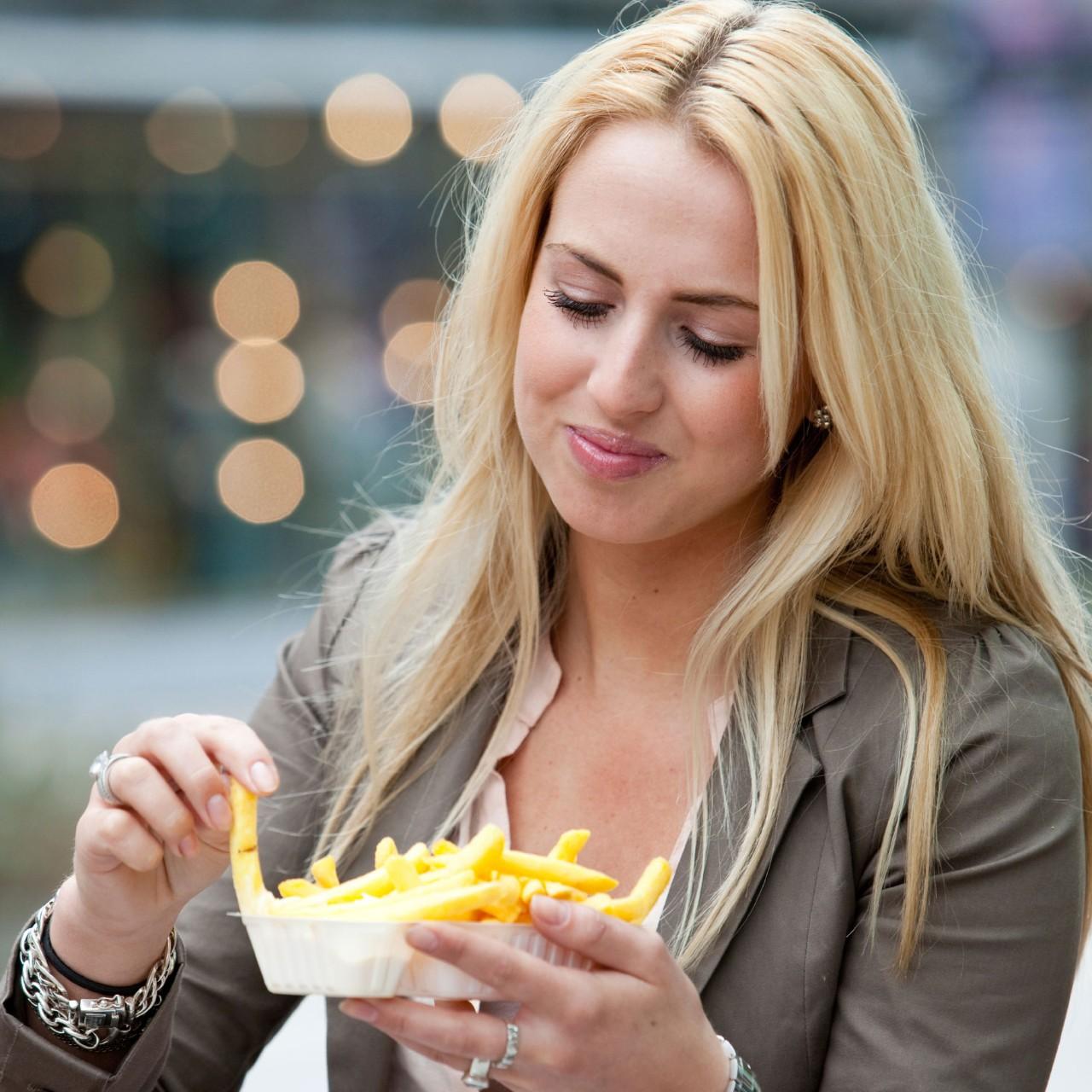 8. Comida frita