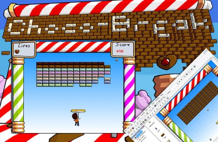 Ejemplo de juego creado con Clickteam Fusion 2.5