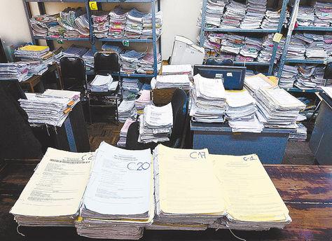 Archivos. Si el acceso al trámite no es complejo, el solicitante debe recibir la información en 10 días hábiles.
