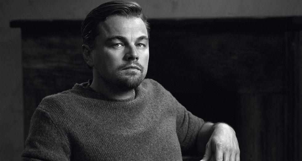 Si le comentas que su interpretación en 'El renacido' suena a Oscar, el actor responde, con ironía y riéndose: