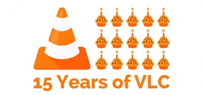 vlc cumple 15 a%C3%B1os 830x388 El reproductor VLC cumple 15 años