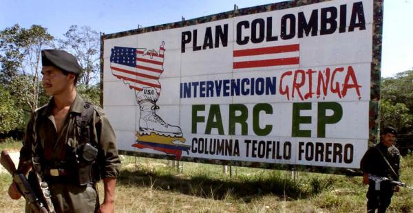 FARC y el Plan Colombia