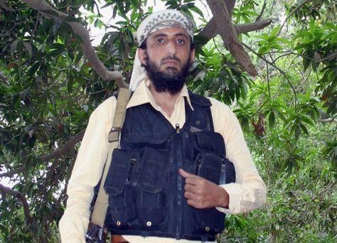 Jalal Belaidi, alias Abu Hamza al Zinjibari. Foto: www.dailymail.co.uk