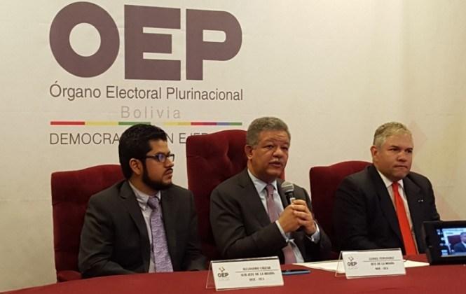 Misión de Observación de la OEA hará un informe sobre el rol de los medios en el referéndum