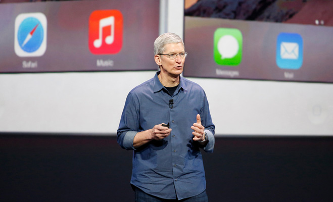tim cook Tim Cook confirma que Apple lanzará más apps en Android
