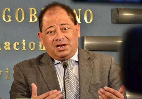 El ministro de Gobierno, Carlos Romero. -   Abi Agencia