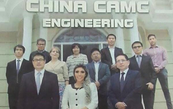 CAMC se adjudicó tres obras por $us 343 millones después de la contratación de Zapata