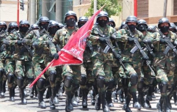 Instructores de Cuba y Venezuela serán docentes en la escuela militar antiimperialista de Bolivia