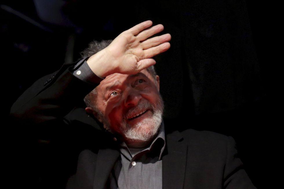 El expresidente brasileño Luiz Inácio Lula da Silva, el pasado agosto.