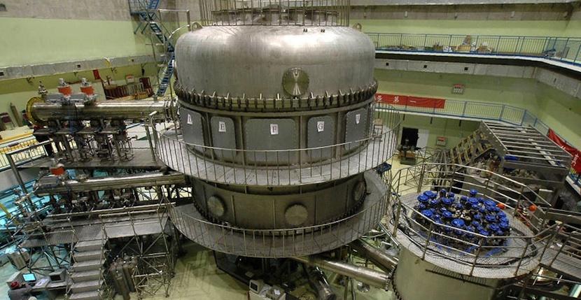 reactor China, más interesada que nunca por la fusión nuclear