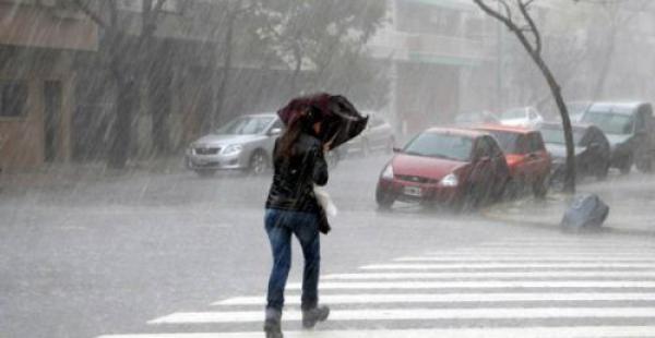 Lluvias Santa Cruz
