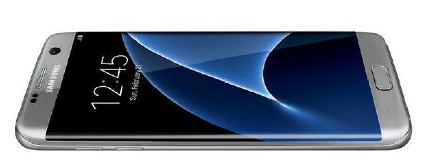 galaxy s7 plata Color plata y oro para el nuevo Samsung Galaxy S7