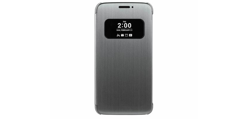 lg g5 quick cover LG desvela la funda Quick Cover del LG G5