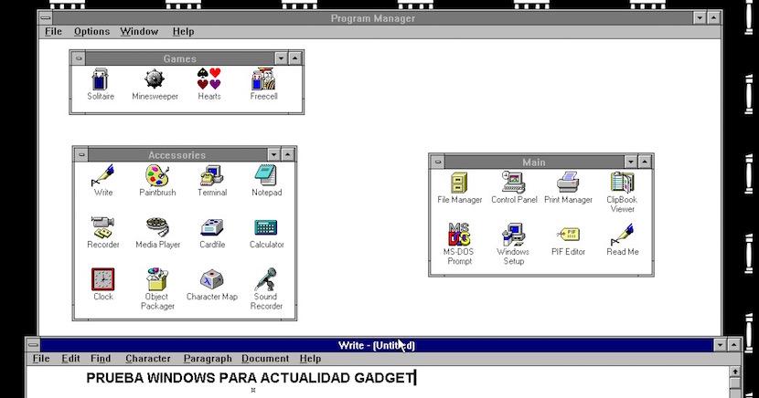 windows 3.1 en navegador Disfruta de más de 1.000 aplicaciones de Windows 3.1 en tu navegador