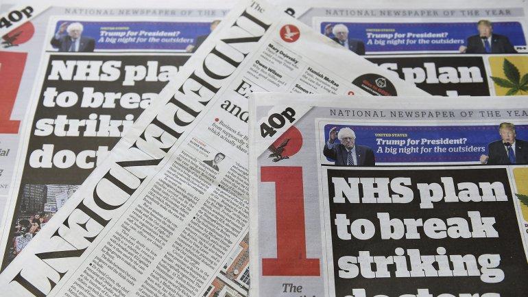 El último número de The Independent saldrá a la venta el 26 de marzo