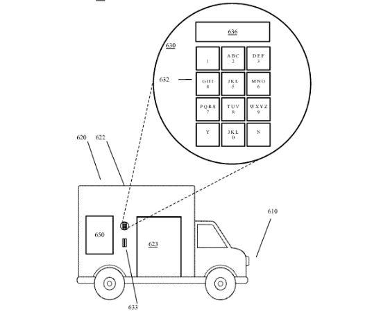 camion patente google Google no tiene suficiente con los coches autónomos y patenta el camión autónomo