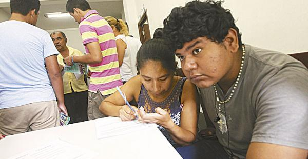 La Facultad Politécnica inscribe para siete carreras
