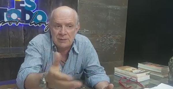 Carlos Valverde le responde Juan Ramón de la Quintana tras la acusación que éste le hizo