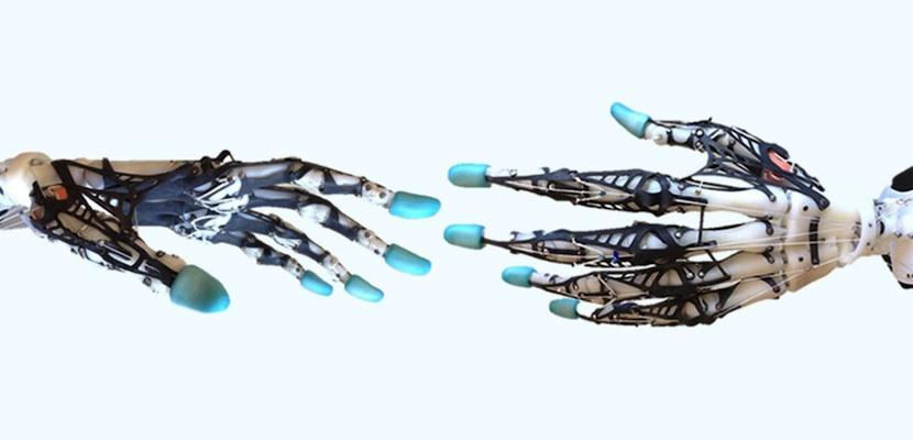 mano Conoce lo que puede ser la mejor mano robótica creada hasta la fecha