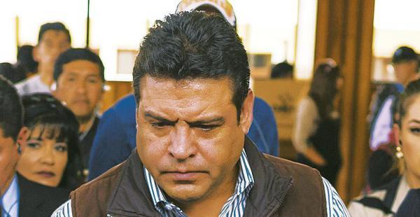 Luis Revilla ofreció una conferencia en la Alcaldía