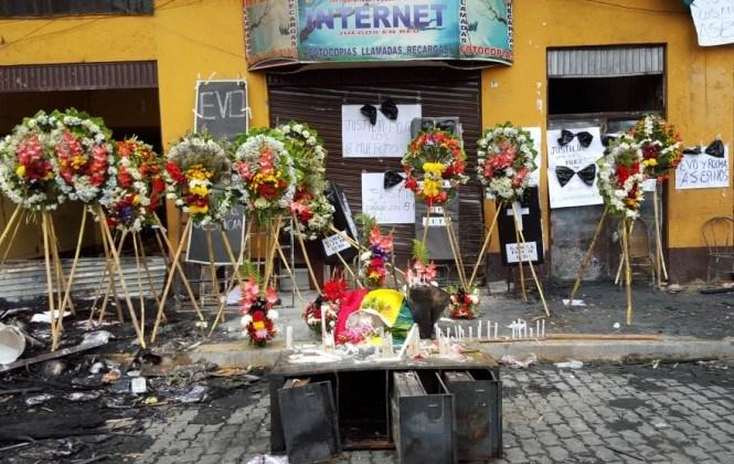 """Envían a cinco padres de familia al penal de San Pedro por la """"tragedia de febrero"""" en El Alto"""