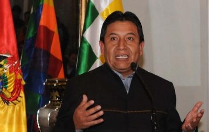 Exministra de Comunicación dice que el canciller Choquehuanca es un ''líder natural'' del MAS