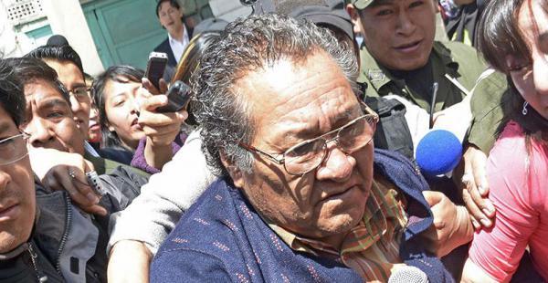 El alteño Braulio Rocha es acusado de promover la violencia