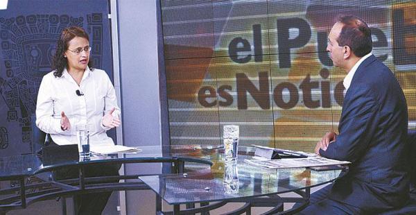 La ministra de Transparencia, Lenny Valdivia, pidió que se presente al niño ante la justicia hoy para comprobar que continúa con vida