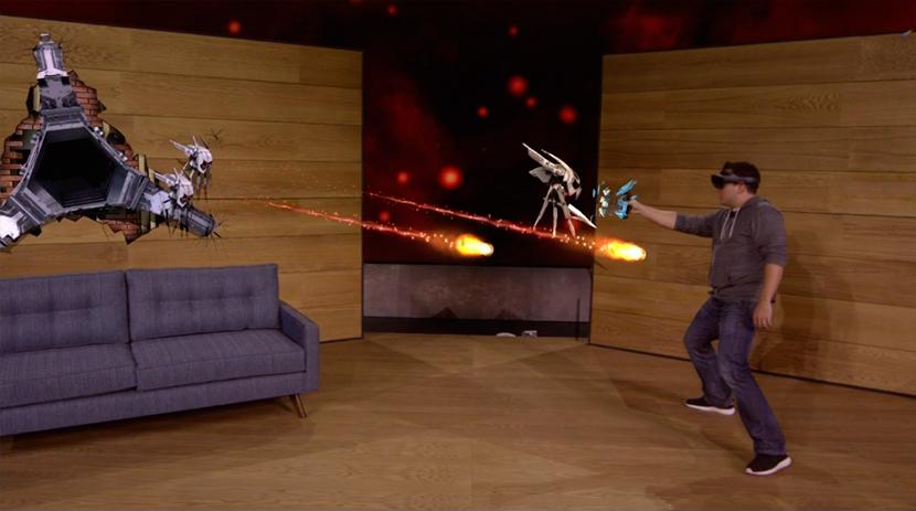 microsoft hololens demo Ya se pueden reservar las gafas Hololens de Microsoft