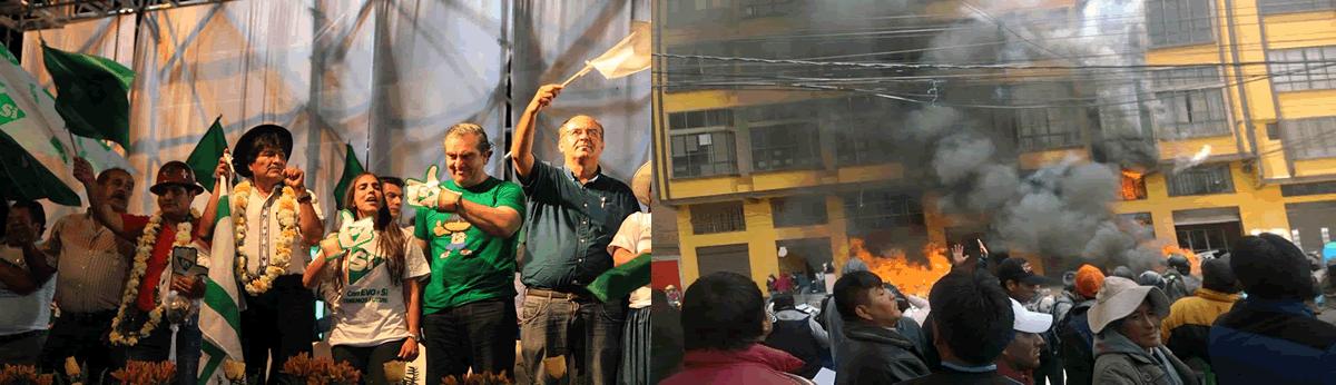 campana-evo-incendio-el-alto-ministro-hugo-siles