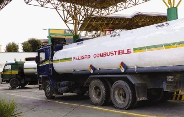 Bolivia importó carburantes por $us 8.006 millones en diez años