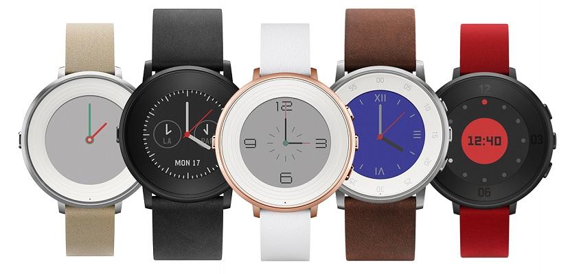 Pebble Time Round Pebble rebaja el precio de sus smartwatch un 30 %