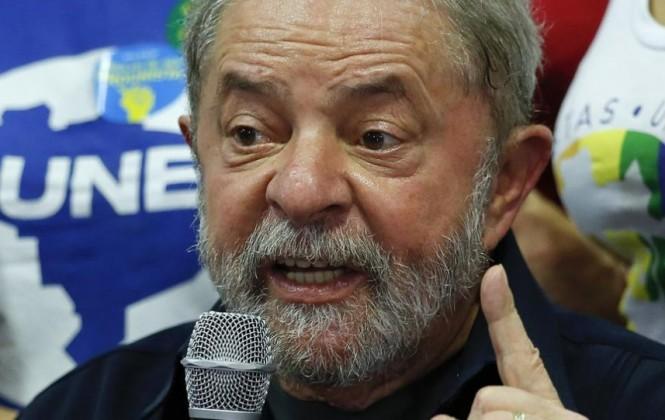 Morales y Maduro expresan su respaldo a Lula, que declaró ante fiscales por caso de corrupción