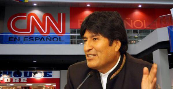 El primer mandatario varias veces participó de entrevistas, notas y hasta reportajes de la cadena estadounidense.
