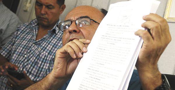 El ministro de la Presidencia, Reymi Ferreira, defiende al presidente y asegura que se sabrá la verdad