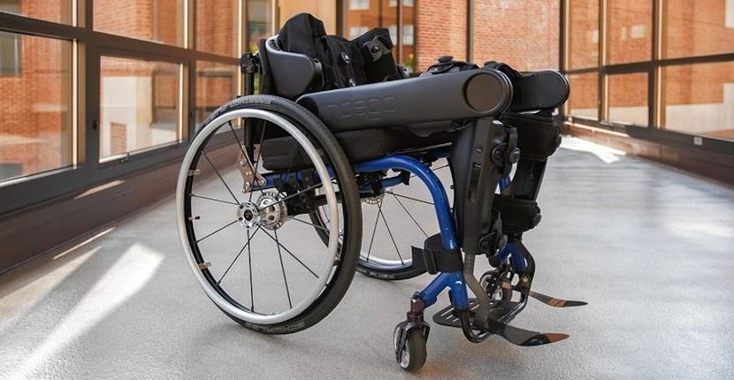 indego Indego, el primer exoesqueleto en llegar al mercado