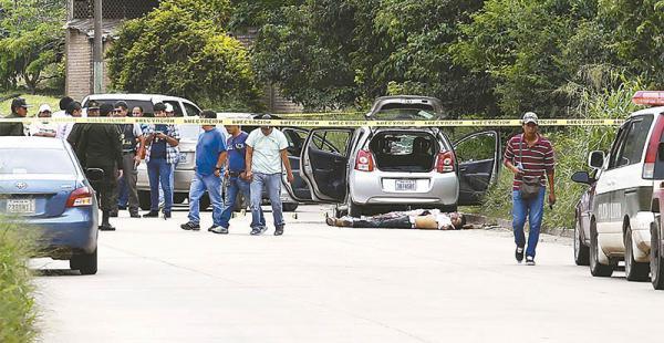El hecho se registró hace varios días y aún es investigado por el Ministerio Público y la Fuerza Anticrimen.