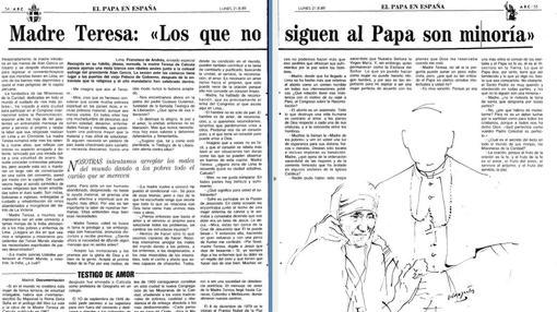Entrevista publicada en el ABC del 21 de agosto de 1989