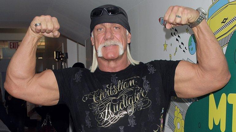 Hulk Hogan, famoso ex luchador profesional