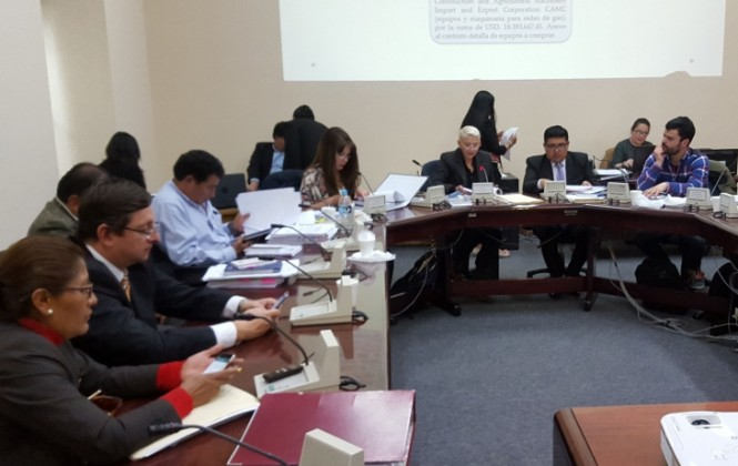 Opositores coinciden en que comisión debe convocar a Zapata, Guerrero y CAMC
