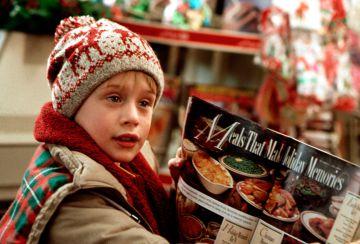 Macaulay Culkin, en 'Solo en casa' (1990).