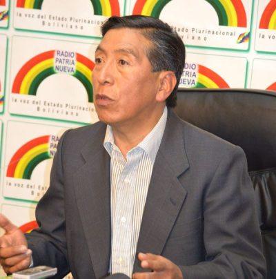 Habló ayer por primera vez el abogado de Evo Morales, Gastón Velásquez.