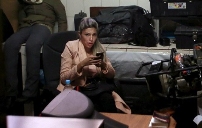 Internas del penal de Miraflores no quieren a Zapata en sus instalaciones