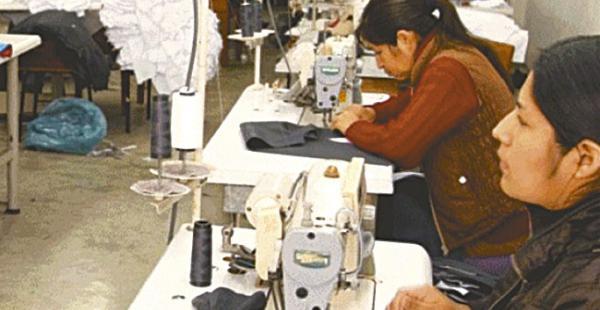 Las mypes generan más empleos