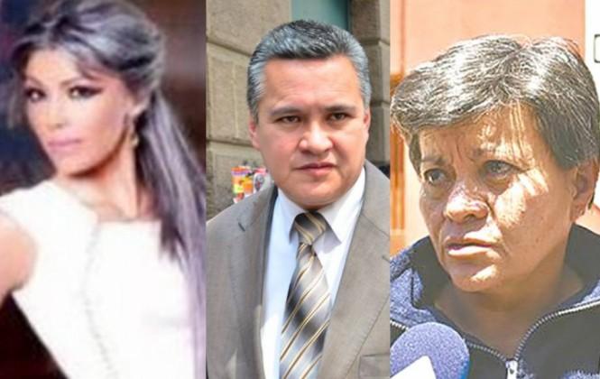 Jueza prohíbe a Gabriela Zapata, Eduardo León y Pilar Guzmán hablar sobre el hijo del Presidente