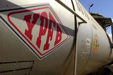 Yacimientos Petrolíferos Fiscales Bolivianos (YPFB)